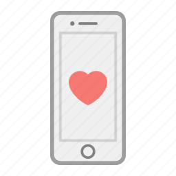 app, apple, health, heart, iphone, phone, screen icon