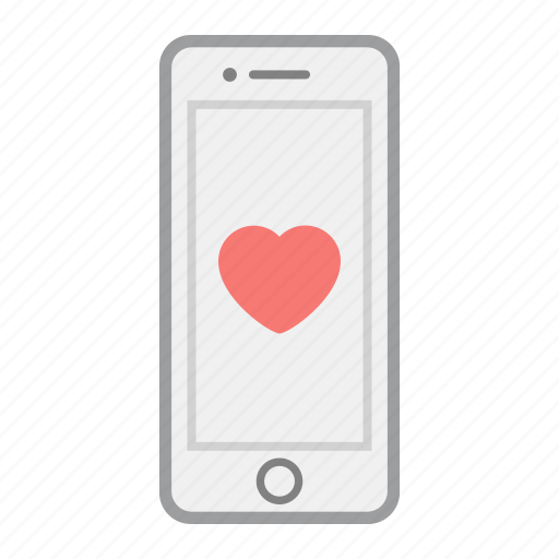 Iphone dating apps with heart icon