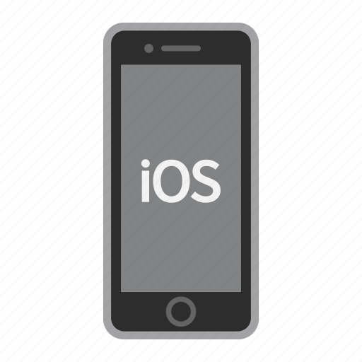 apple, ios, iphone, mobile, phone, screen, smartphone icon