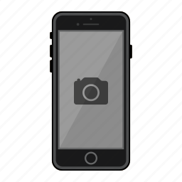 app, apple, camera, iphone, mobile, phone, screen icon