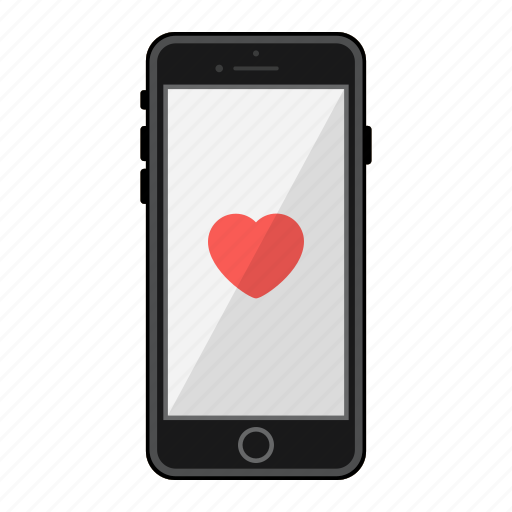 app, apple, health, heart, iphone, phone, screen icon