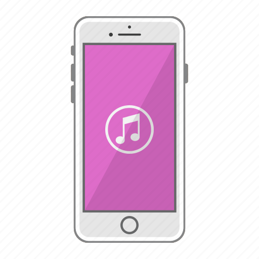 app, apple, iphone, itunes, music, screen, store icon