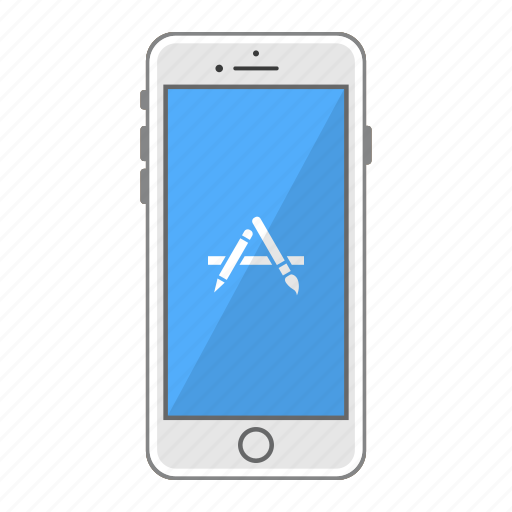 app, apple, appstore, iphone, phone, screen, store icon