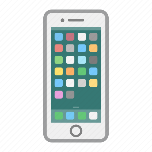 apple, home, ios, iphone, mobile, phone, screen icon