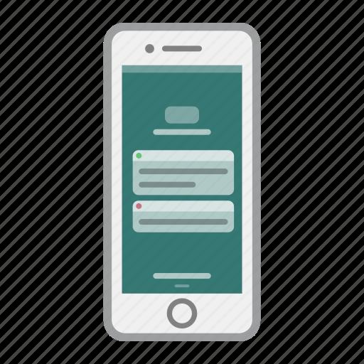 apple, ios, iphone, lock, mobile, phone, screen icon