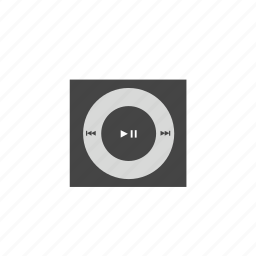apple, audio, ipod, music, play, player, shuffle icon