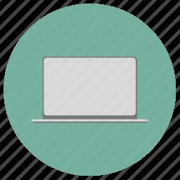 apple, computer, internet, laptop, mac, macbook, pc icon