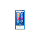 apple, blue, deep, ipod, nano, product icon