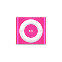 apple, hot, ipod, pink, product, shuffle icon