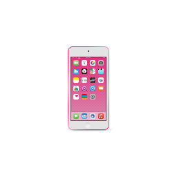 apple, hot, ipod, pink, product, touch icon