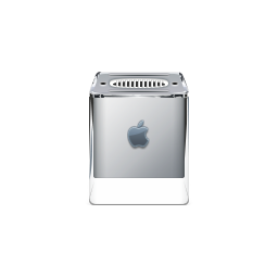 apple, cube, g4, powermac, product icon