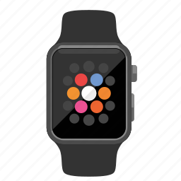 apple, home, watch icon