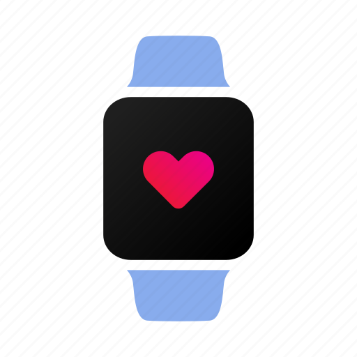 applewatch, beat, heartrate, iwatch, monitor, watch icon