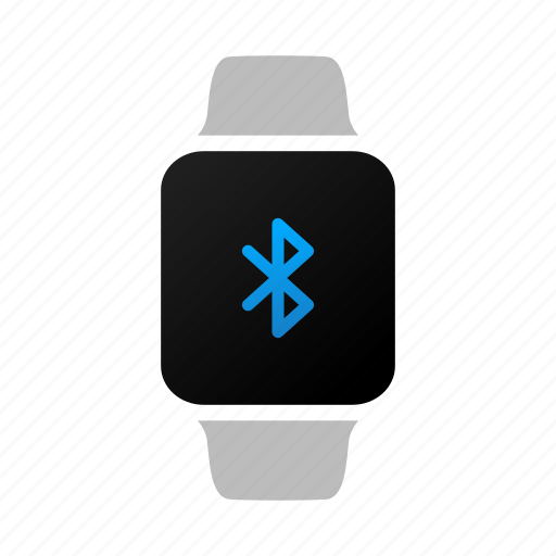 applewatch, bluetooth, communication, connect, network, watch, wireless icon