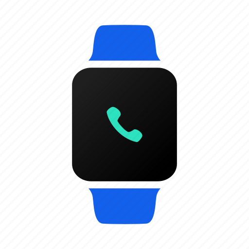applewatch, call, connect, iwatch, phone, telephone, watch icon