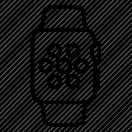 app, apple, apps, design, sport, ui, watch icon