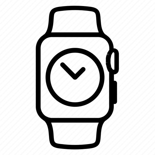 apple, band, clock, sport, time, watch icon