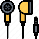 appliances, electronics, gadget, headphones, kitchen, technique icon