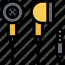 appliances, electronics, gadget, headphones, kitchen, technique icon