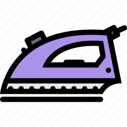 appliances, electronics, gadget, iron, kitchen, technique icon