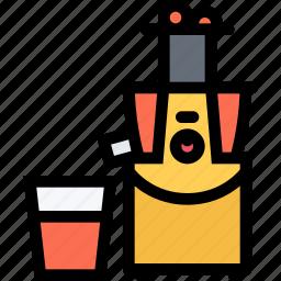 appliances, electronics, gadget, juicer, kitchen, technique icon
