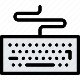appliances, electronics, gadget, keyboard, kitchen, technique icon