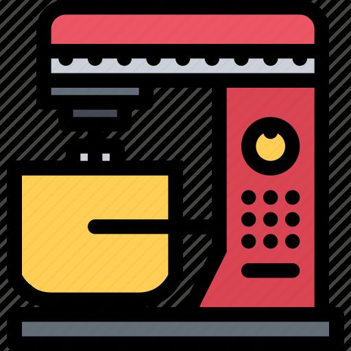 appliances, electronics, gadget, kitchen, mixer, technique icon