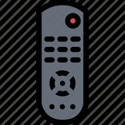 appliances, electronics, gadget, kitchen, remote control, technique icon