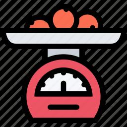 appliances, electronics, gadget, kitchen, scales, technique icon