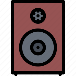appliances, electronics, gadget, kitchen, speaker, technique icon