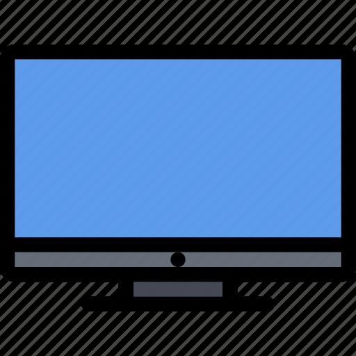 appliances, electronics, gadget, kitchen, technique, tv set icon