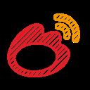 application, social media, weibo, weibo logo, weico icon