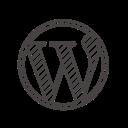 application, automattic, website, wordpress, wordpress logo icon