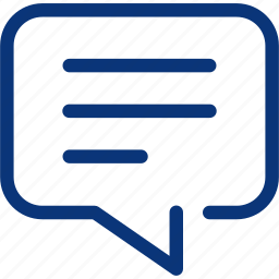 bubble, chat, communication, message, talk, text, ui icon