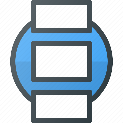 android, application, watch, wear icon