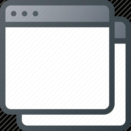 app, applications, screens icon