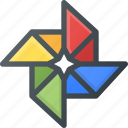 google, photos icon