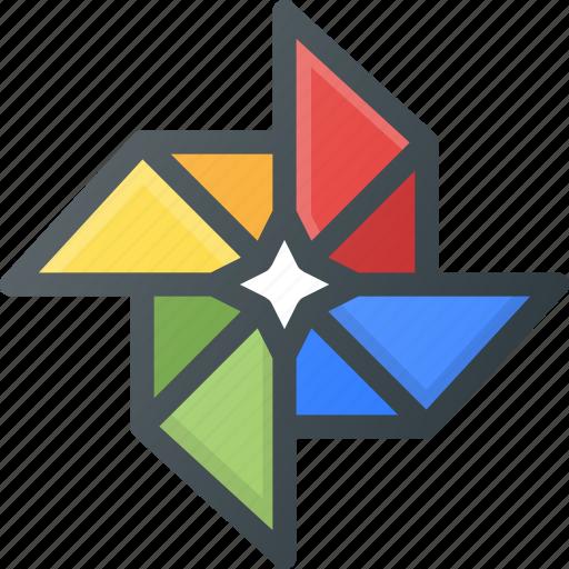 google, photos icon