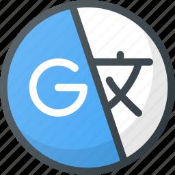 google, translate icon