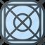 app, design, grid, ios icon