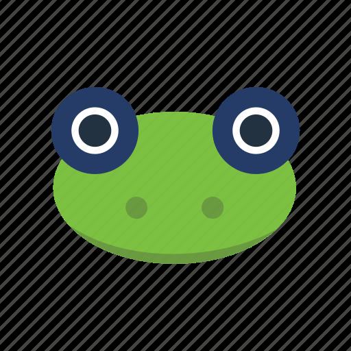 animal, beach, frog, nature, ocean icon