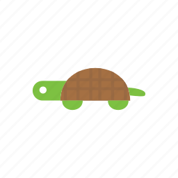 beach, nature, ocean, turtle icon