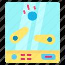 arcade, game, gaming, slot