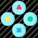 button, control, controller, game