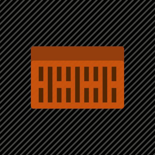 block, brick, building, cement, stone, surface, texture icon