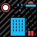 city, key, unlock, building, entrance, open, access