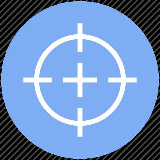 army, bulls eye, circle, military, navy, target, war icon