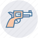army, game, gun, military, pistol, police, weapon icon