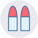 army, bullet, bullets, military, navy, war, weapon icon