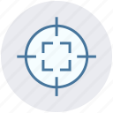 aim, army, bulls eye, military, navy, target, war